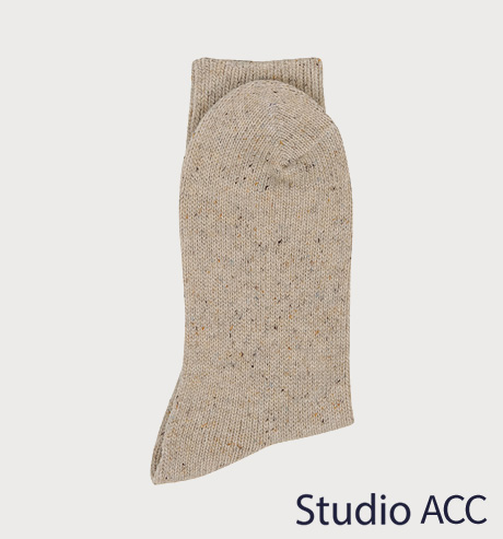 [Studio Depp] 컨트리베이지 보카시양말